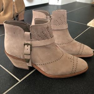 Vince Camuto Booties 8